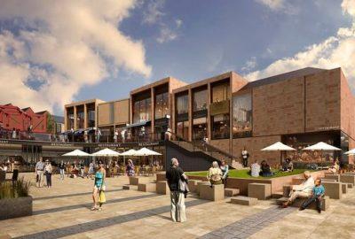 Litchfield Town Centre Regeneration