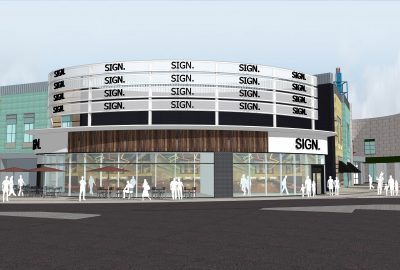 Star City - Image Courtesy of Mountford Pigott LLP