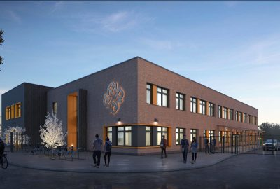 Murray Park School - Lungfish CGI